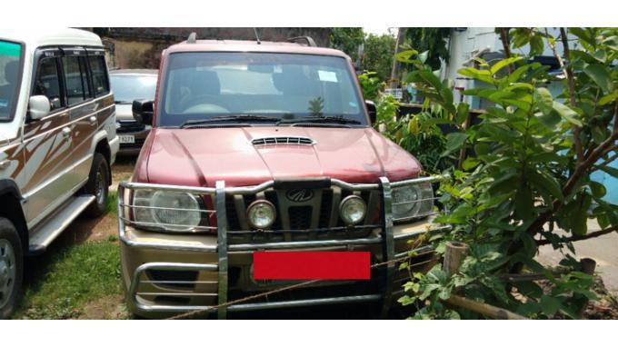 Used 2012 Mahindra Scorpio Car In Kolkata