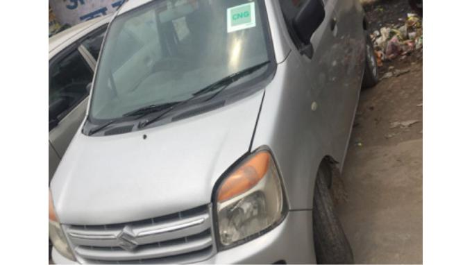 Used 2009 Maruti Suzuki Wagon R Car In Noida