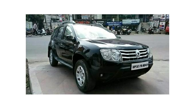 Used 2013 Renault Duster Car In Lucknow