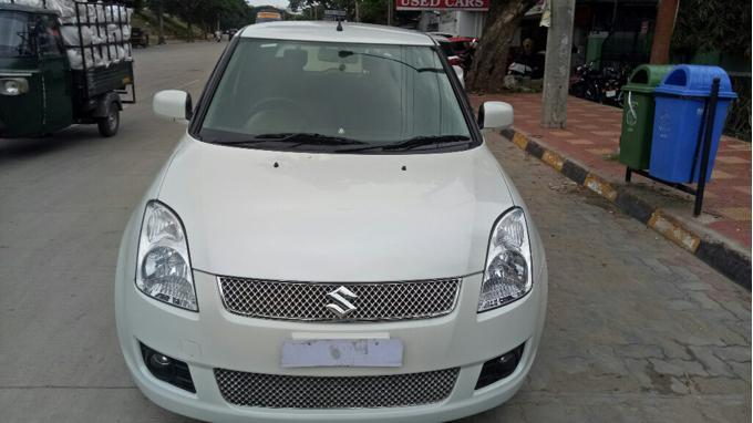 Used 2009 Maruti Suzuki Swift Old Car In Mysore