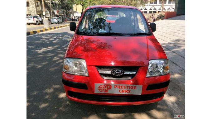 Used 2009 Hyundai Santro Xing Car In Mysore