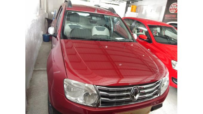 Used 2012 Renault Duster Car In Mysore
