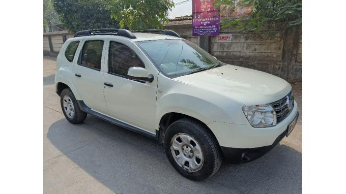 Used 2014 Renault Duster Car In Thane