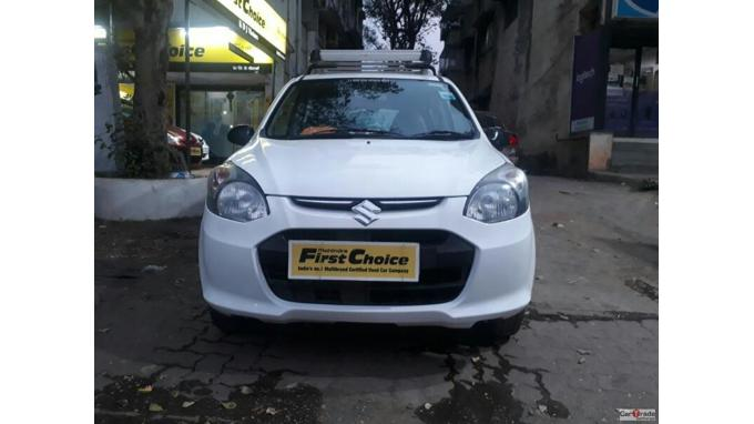 Used 2014 Maruti Suzuki Alto 800 Car In Pune