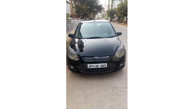 Used 2013 Ford Figo Car In Hyderabad