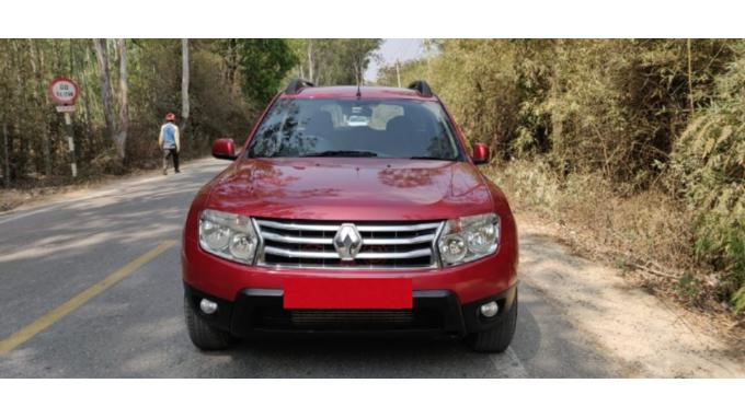 Used 2013 Renault Duster Car In Bangalore