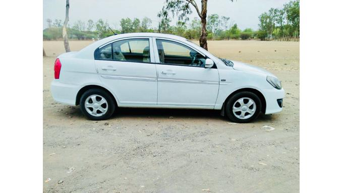 Used 2011 Hyundai Verna Car In Aurangabad