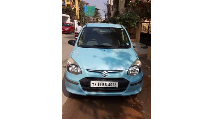 Used 2013 Maruti Suzuki Alto 800 Car In Hyderabad