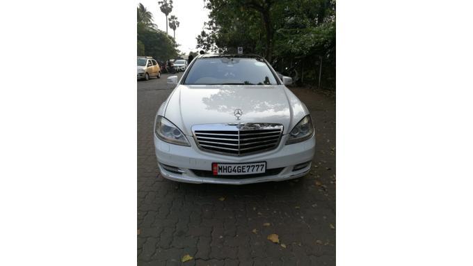 Used 2013 Mercedes Benz S Class Car In Mumbai