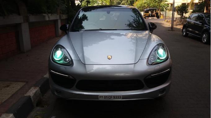 Used 2010 Porsche Cayenne Car In Mumbai