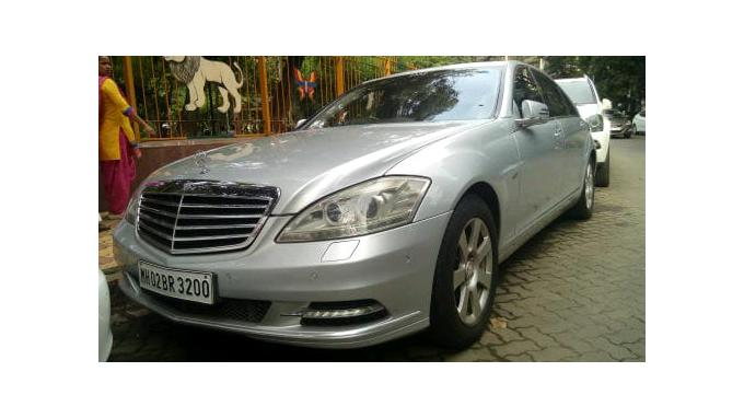 Used 2011 Mercedes Benz S Class Car In Mumbai
