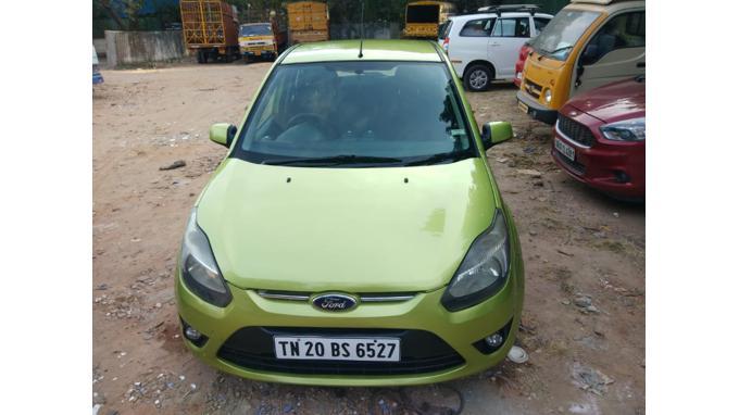 Used 2010 Ford Figo Car In Chennai