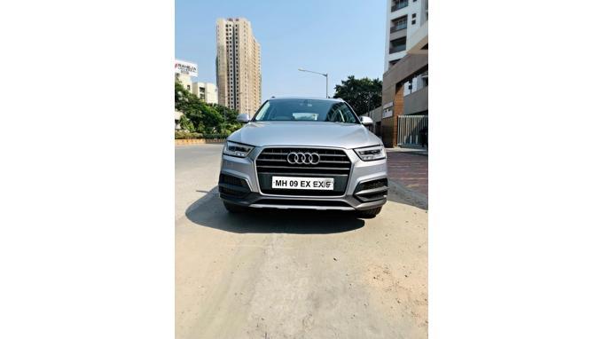 Used 2018 Audi Q3 Car In Mumbai