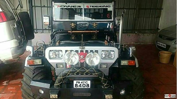Used 2010 Mahindra Jeep Car In Akola