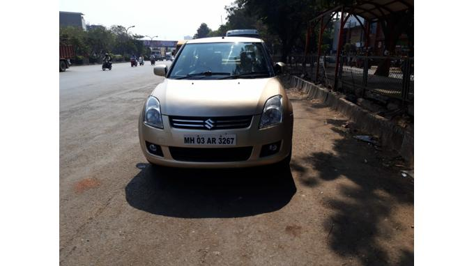 Used 2009 Maruti Suzuki Swift Dzire Car In Thane