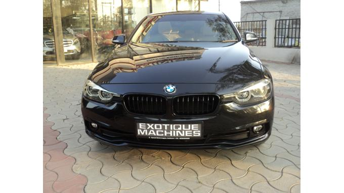 Used 2018 BMW 3 Series Car In Lucknow