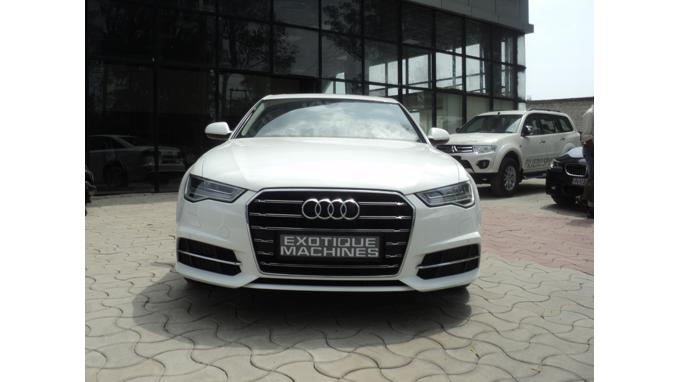 Used 2017 Audi A6 Car In Lucknow