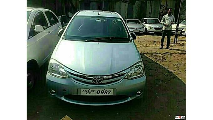 Used 2012 Toyota Etios Liva Car In Nagpur