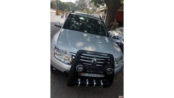 Used 2015 Renault Duster Car In Akola