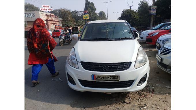 Used 2012 Maruti Suzuki Swift Dzire Car In Ghaziabad