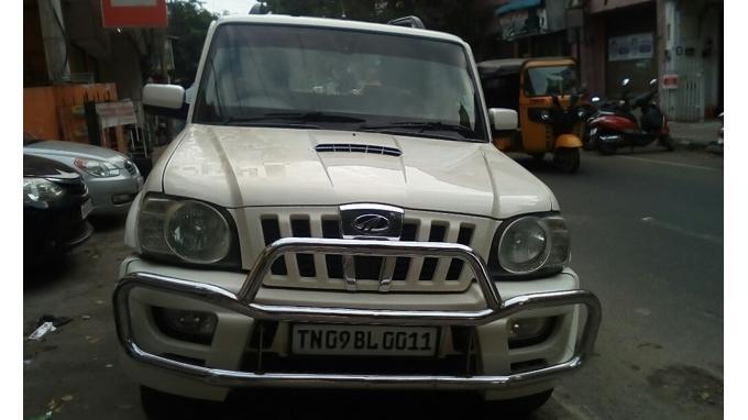 Used 2010 Mahindra Scorpio Car In Chennai