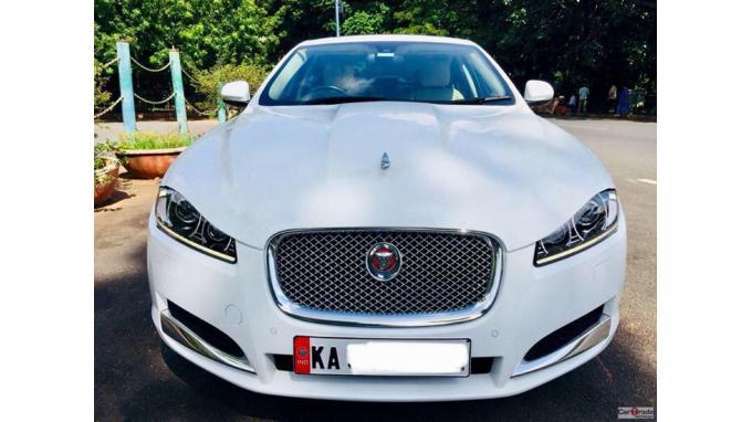 Used 2015 Jaguar XF Car In Bangalore