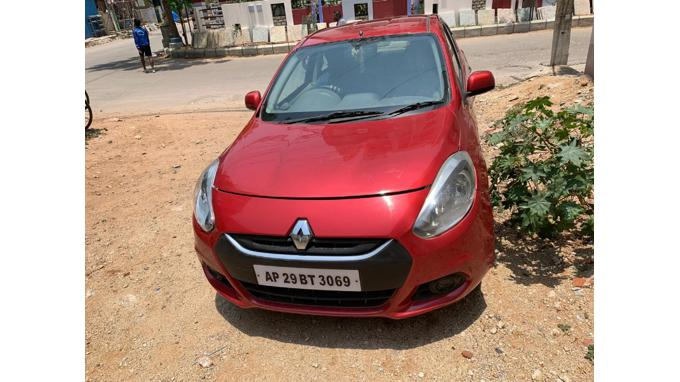Used 2012 Renault Scala Car In Hyderabad