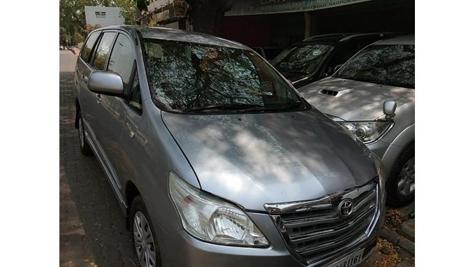 Used 2015 Toyota Innova Car In Nagpur