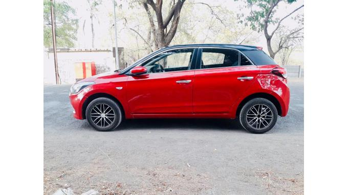 Used 2015 Hyundai Elite i20 Car In Jalna