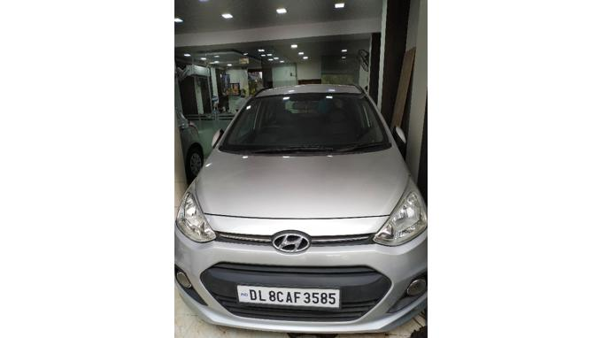 Used 2014 Hyundai Grand i10 Car In New Delhi