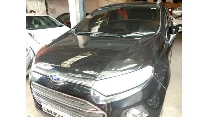 Used 2015 Ford EcoSport Car In Akola
