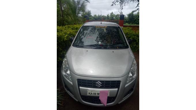 Used 2015 Maruti Suzuki Ritz Car In Mysore