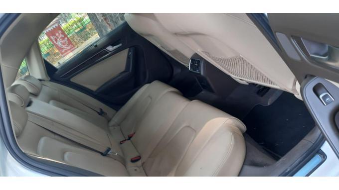 Used 2014 Audi A4 Car In Bangalore