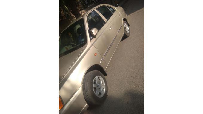 Used 2011 Hyundai Accent Car In New Delhi