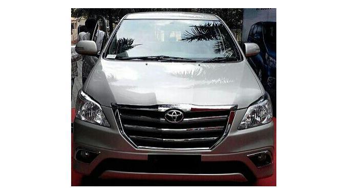 Used 2015 Toyota Innova Car In Kolkata