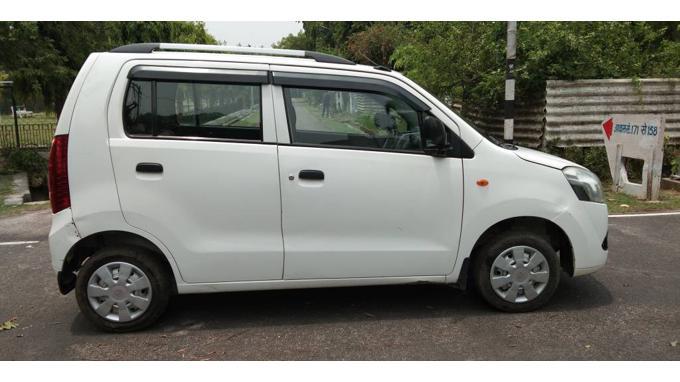 Used 2012 Maruti Suzuki Wagon R 1.0 Car In Lucknow