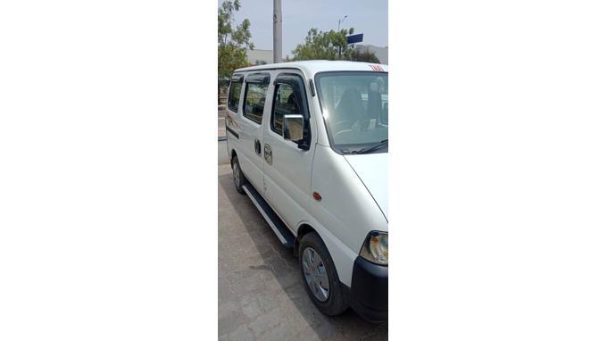 Used 2018 Maruti Suzuki Eeco Car In Ahmedabad