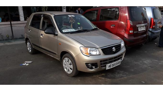 Used 2014 Maruti Suzuki Alto K10 Car In Kolkata