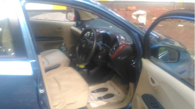 Used 2014 Honda Amaze Car In Trivandrum