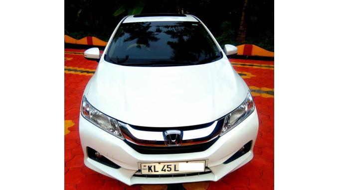 Used 2015 Honda City Car In Thrissur