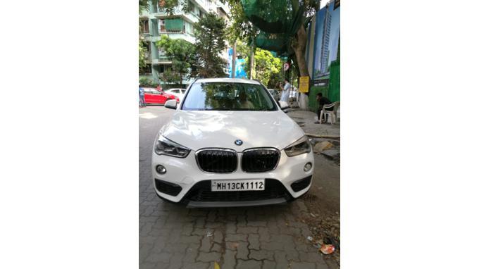 Used 2016 BMW X1 Car In Mumbai