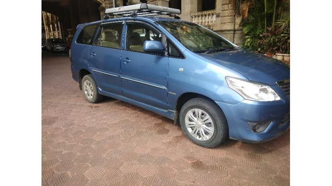 Used 2010 Toyota Innova Car In Mumbai