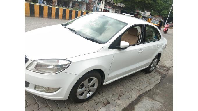 Used 2016 Skoda Rapid Car In Akola