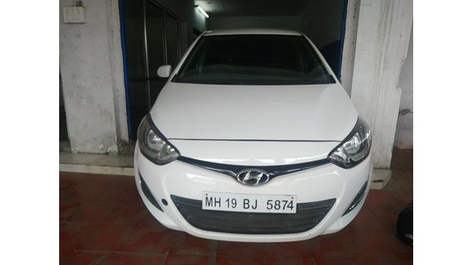Used 2013 Hyundai i20 Car In Akola