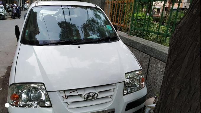 Used 2011 Hyundai Santro Xing Car In New Delhi
