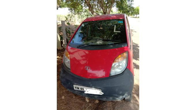 Used 2010 Tata Nano Car In Trichy