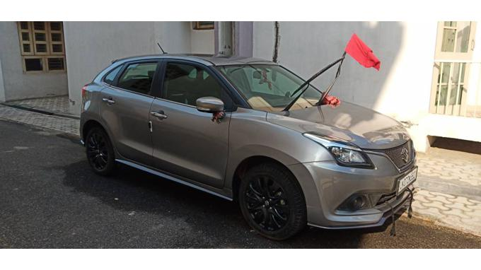 Used 2019 Maruti Suzuki Baleno Car In Dehradun