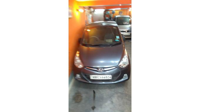 Used 2015 Hyundai Eon Car In Kolkata