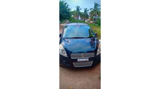 Used 2013 Maruti Suzuki Ritz Car In Mysore