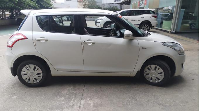 Used 2013 Maruti Suzuki Swift Car In Bangalore